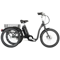ORIENT CARGO REAR BASKET 3/ WHEELS E-BIKE NEXUS 3sp